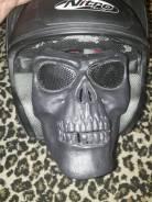 Продам каску, черепаху, маски