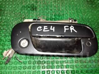 Ручка двери внешняя. Honda Rafaga, CE4