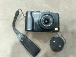 Panasonic Lumix DMC-LX5. зум: 4х