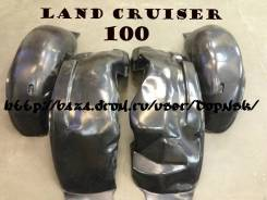 Подкрылок. Toyota Land Cruiser, HZJ105L, FZJ100, HDJ101K, UZJ100W, J100, HDJ101, FZJ105, HDJ100L, HZJ105, UZJ100, HDJ100 Toyota Land Cruiser Cygnus, U...