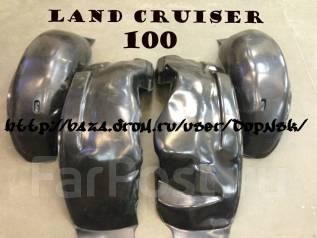 Подкрылок. Lexus LX470, UZJ100 Toyota Land Cruiser, HDJ101, HDJ100, HZJ105, HZJ105L, HDJ100L, FZJ100, UZJ100, UZJ100W, J100, FZJ105, HDJ101K Toyota La...
