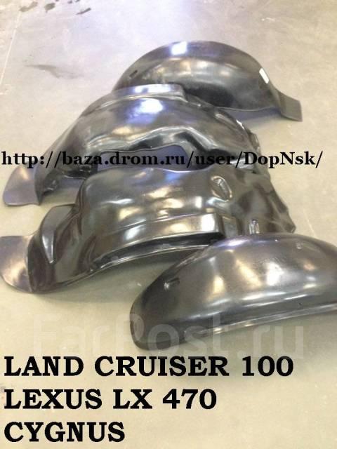 Подкрылок. Toyota Land Cruiser, FZJ100, FZJ105, HDJ100, HDJ100L, HDJ101, HDJ101K, HZJ105, HZJ105L, J100, UZJ100, UZJ100W Toyota Land Cruiser Cygnus, U...