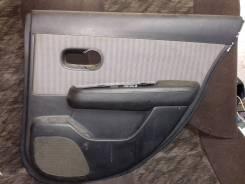 Обшивка двери. Nissan Tiida Latio, SC11