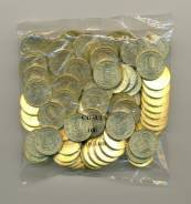 Монеты 10р. Гатчина упаковка 100шт.