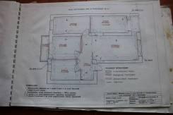 "3-комнатная, улица Маслакова 2. ниже супермаркета ""Реми"", частное лицо, 91кв.м."