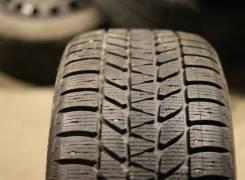 Bridgestone Blizzak LM-25 4x4. Зимние, без шипов, износ: 10%, 2 шт