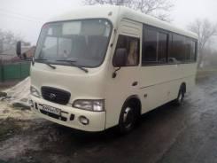 Hyundai County. Продается микроавтобус Hyundai HD County SWB, 3 900 куб. см., 18 мест