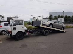 Nissan Atlas. , 3 500 куб. см., 2 000 кг.