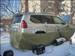 Отогрев автомобилей в Барнауле.