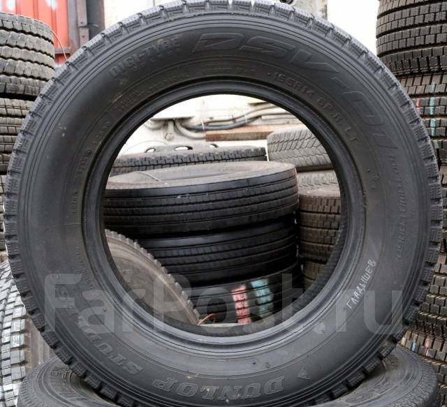 Dunlop DSV-01. Всесезонные, износ: 10%, 1 шт