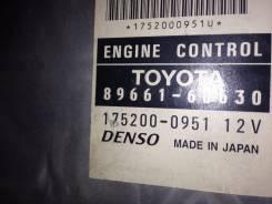 Блок управления двс. Toyota Land Cruiser, UZJ100 Двигатель 2UZFE