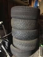 Bridgestone. Зимние, шипованные, 2016 год, износ: 10%, 5 шт