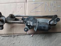 Мотор стеклоочистителя. Toyota Wish, ZNE10, ZNE10G Двигатель 1ZZFE