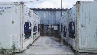 Аренда реф контейнера под склад. 30 кв.м., улица Горького 57а стр. 1, р-н Железнодорожный