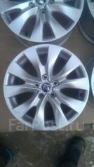 Subaru. 7.5x17, 5x114.30, ET55, ЦО 68,0мм.