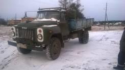 ГАЗ 53. Газ 53, 3 000 куб. см., 5 000 кг.