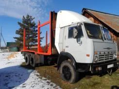 Камаз 53212. Продается - лесовоз, сортиментовоз., 10 850 куб. см., 19 000 кг.