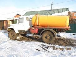 ГАЗ 3308 Садко. ГАЗ 3308 ассенизатор