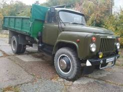 ГАЗ 53А. Продам ГАЗ-53А (самосвал, дизель), 4 500 куб. см., 4 000 кг.