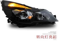 Фары (Тюнинг Комплект)Subaru legacy/Subaru Outback 2009-2014.