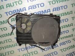 Радиатор охлаждения двигателя. Toyota Town Ace