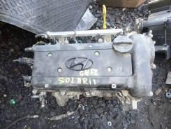 Двигатель в сборе. Hyundai: Avante, i30, NF, Santa Fe, Getz, HD, Creta, Solaris, H1, Accent, Equus, ix55, Genesis, i40, Santa Fe Classic, Elantra, ix3...