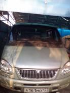 ГАЗ 2217 Баргузин. Продается, 2 300 куб. см., 8 мест