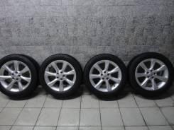 Продам комплект колёс на RX 235/55 R19 Nokian Hakkapeliitta 7 Шипы. 7.5x19 5x114.30 ET35 ЦО 60,1мм.