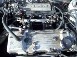 Двигатель в сборе. Mitsubishi Galant Mitsubishi Chariot Mitsubishi Carisma Mitsubishi RVR Двигатель 4G63