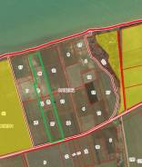Продам землю на Юге, берег. Тамань. 140 153 кв.м., собственность, электричество, вода, от частного лица (собственник)