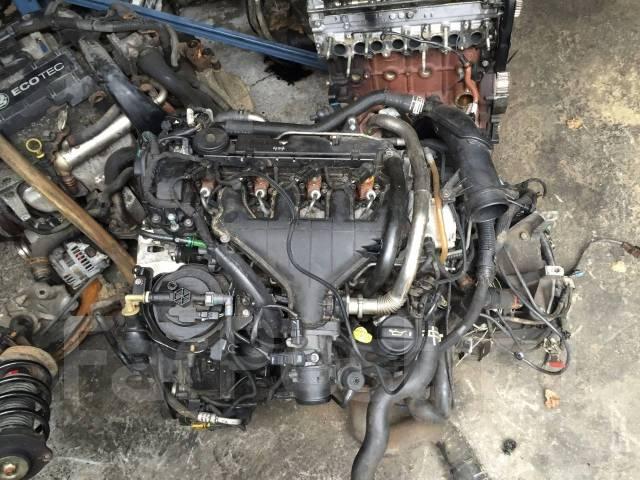 Двигатель в сборе. Peugeot: 206, 4007, 508, 308, 408, 407, Expert, RCZ, 307, 207 Двигатели: TU3A, TU5JP4, TU3JP, 4B12, 4B11, EP6DT, EP6C, DW10BTED4, D...