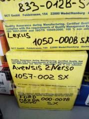 Колодка тормозная дисковая. Toyota Avensis, AZT251, AZT250, AZT251W, AZT255, ZZT251L, AZT255W, AZT250L, AZT250W, ZZT250, ZZT251, CDT250, AZT251L Двига...