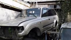 Кузов в сборе. Toyota Land Cruiser