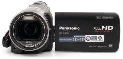 Panasonic HC-X900. 9 - 9.9 Мп, с объективом