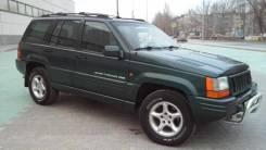 Порог кузовной. Jeep Grand Cherokee, ZG, ZJ