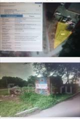 Сдается земельный участок Тухачевского 50 у дороги. Фото участка