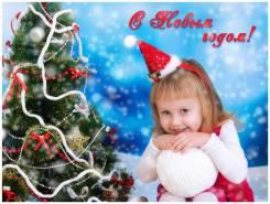 Новогодние фотосессии в детском саду
