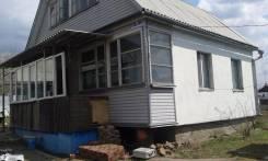 Дом на ул. Казачья. Казачья, р-н слобода, площадь дома 56 кв.м., скважина, электричество 10 кВт, отопление твердотопливное, от агентства недвижимости...