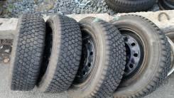 Bridgestone Blizzak PM-20. Всесезонные, износ: 20%, 4 шт