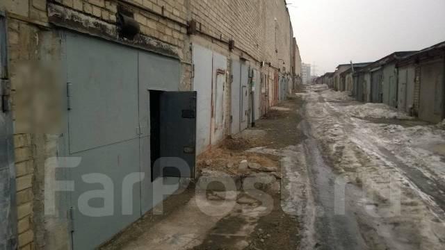 Гаражи капитальные. улица Адмирала Юмашева 7, р-н Баляева, 18 кв.м., электричество. Вид снаружи