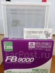 FB 9000. 80 А.ч., Обратная (левое), производство Япония
