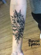 Raven Tattoo - Тату во Владивостоке