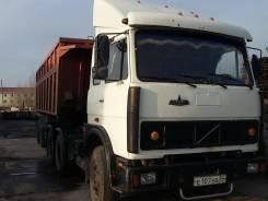 МАЗ 64229. Маз 64228 тягач с прицепом самосвал, 14 000 куб. см., 38 500 кг.