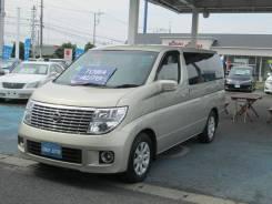 Nissan Elgrand. автомат, передний, 3.5, бензин, 33 962 тыс. км, б/п, нет птс. Под заказ