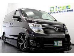 Nissan Elgrand. автомат, 4wd, 2.5, бензин, 38 000 тыс. км, б/п, нет птс. Под заказ