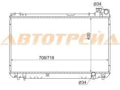 Радиатор TOYOTA MARK II/BLIT JZX110/PROGRESS 02-/VEROSSA/BREVIS 1JZ-FSE 00- На 1G-FE не иде