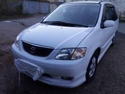 Mazda MPV. автомат, 4wd, 2.5 (170 л.с.), бензин, 207 000 тыс. км