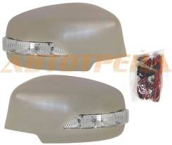 Накладка на зеркало SUZUKI SWIFT 04-10 с поворотом R+L PF-SZ33-940P-0