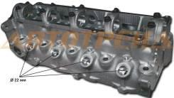 Головка блока MAZDA Bongo RF-98 диаметр форсунки 22мм (термостат со стороны форсунок)