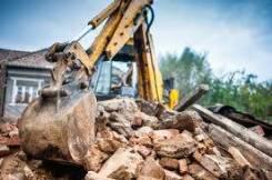 Снос зданий и сооружений; демонтажные работы